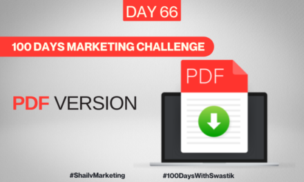 PDF – 100 Days Marketing Challenge