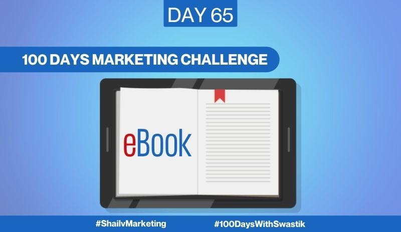 ebook – 100 Days Marketing Challenge