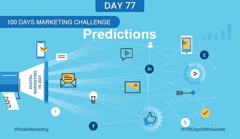 Predictions – 100 Days Marketing Challenge