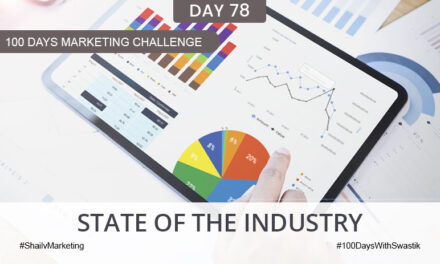State of the Industry – 100 Days Marketing Challenge