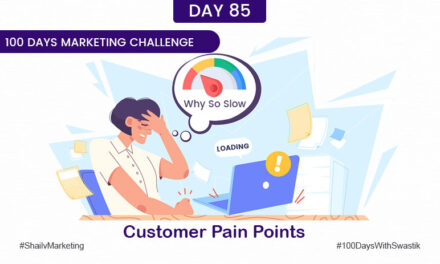 Customer Pain Points – 100 Days Marketing Challenge